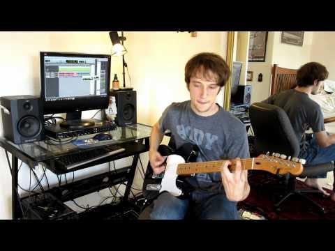 Dragon Slayer - Ninja Sex Party Guitar Cover video
