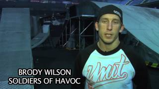 Nuclear Cowboyz - Hear about the show from the riders themselves!