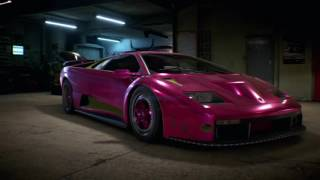 Need for Speed all the car you get for free