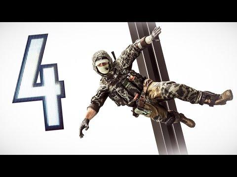 Battlefield 4 Random Moments #77 (Barrel Roll, Trolling Fail!)