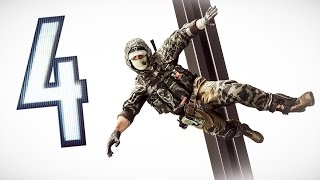 Battlefield 4 Random Moments #77 (Barrel Roll, Trolling Fail!)
