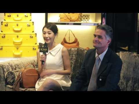 BONIA Press Conference -  Sonia Sui as BONIA ambassador