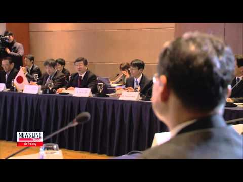Korea Begins Trilateral FTA Talks with China, Japan 한중일 FTA 1차 협상, 오늘부터 시작