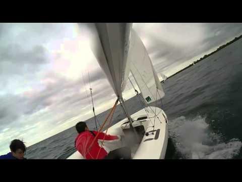 International 420 Sailing DBYC