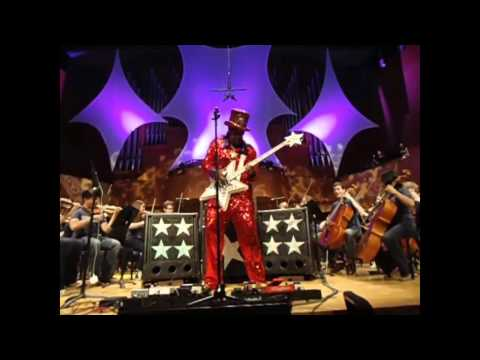 Bootsy Collins and the Contemporary Youth Orchestra : Psychotic Bump School