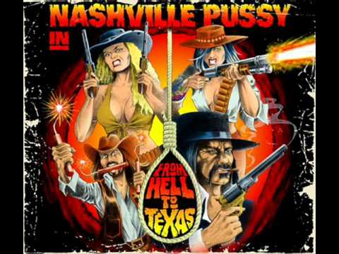 Nashville Pussy  - Stone Cold Down