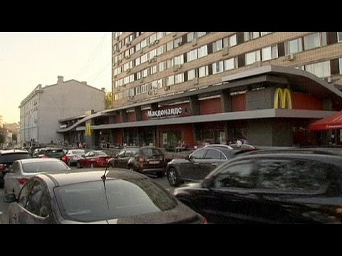 Moscow shuts McDonald's restaurants for 'sanitary violations'