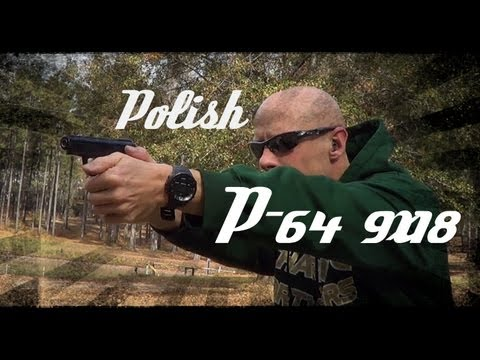 Polish Radom P-64 9x18 Makarov Review (HD)