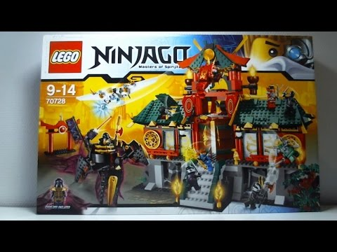 Jeux de ninjago saison 6 page 1 10 all - Jeux ninjago final battle ...