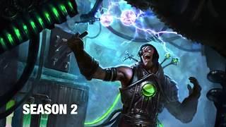 S2 Episode 2: Keranos Blue Moon vs Angel of Glory's Rise Combo vs Shimmer Zur vs Blood Pod