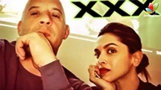 Deepika Padukone Joins Vin Diesel in 'XXX: The Return of Xander Cage' | New Movie