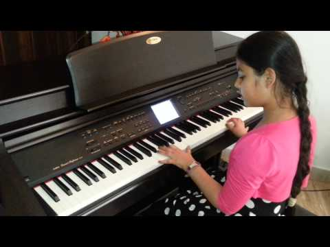 Hindi piano songs by Rubani Kaur Oberoi