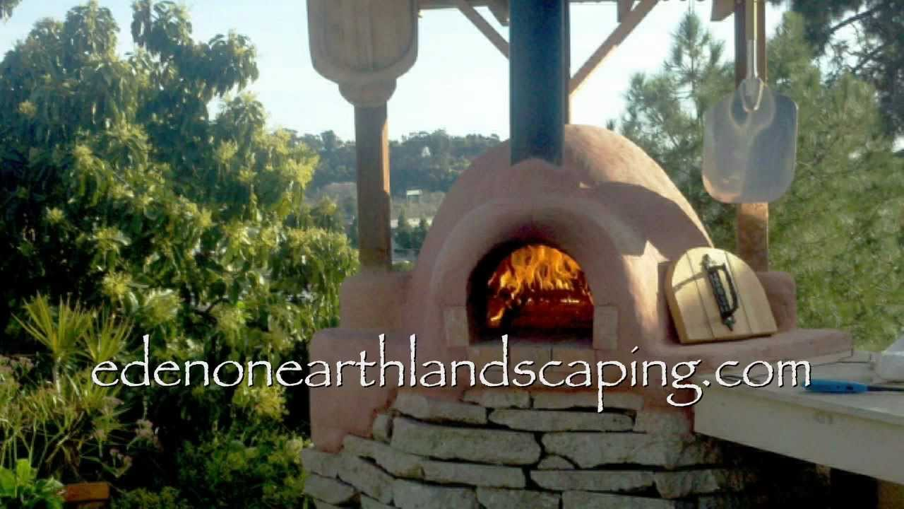 Building a cob oven youtube for How to make a cob oven