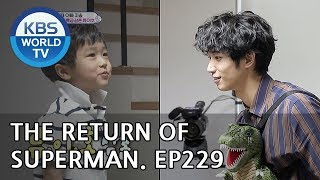 The Return of Superman | 슈퍼맨이 돌아왔다 - Ep.229:A Small Adventure for a Happy Day[ENG/2018.06.17]