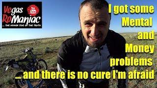 Cyclegear has a BIG problem, I have a mental problem and a MONEY problem  Subscriber Special