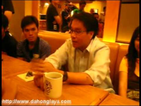 Senator Mar Roxas: Katrina Halili and Hayden Kho Scandal