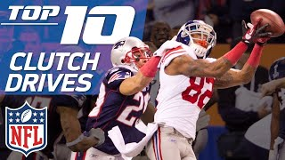 Top 10 Clutch Drives of All-Time   NFL Films