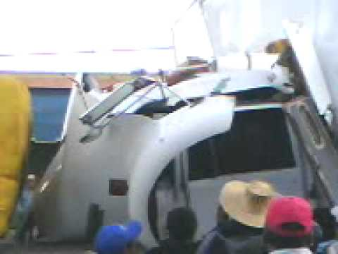ACCIDENTE EN TARECUATO MICHOACAN
