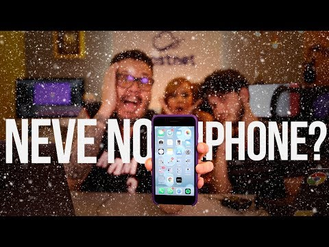 Neve no iPhone - ??? #03
