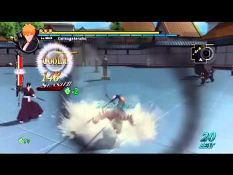 Bleach Soul Ignition Ichigo Kurosaki (Bankai) Guide