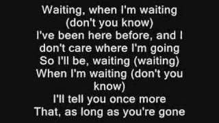 Watch AllAmerican Rejects Im Waiting video