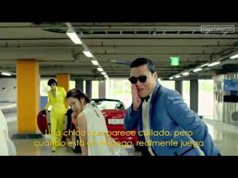 PSY - Gangnam Style (Official Video)