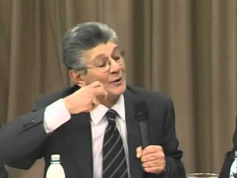 Diálogo Maduro Oposición: Palabras de Henry Ramos Allup