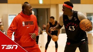 Raptors think Siakam is fully deserving of multi-year contract extension