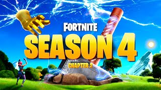 *NEW* FORTNITE SEASON 4 EVENT GAMEPLAY REVEALED! ALL DETAILS & LEAKS!: BR