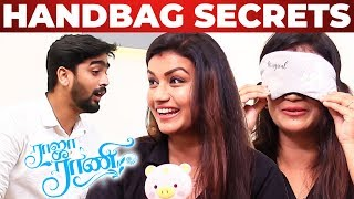 Raja Rani Sridevi Handbag Secrets Revealed | What's Inside the HANDBAG