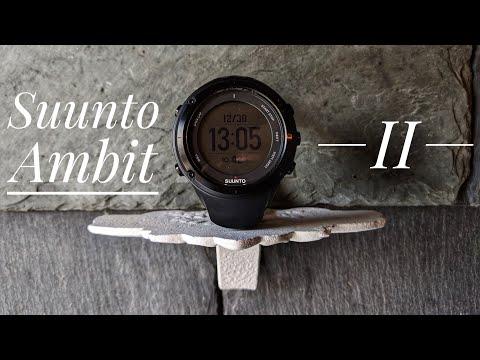 Suunto Ambit 2 GPS Watch Review