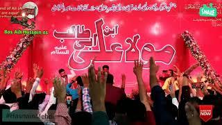 Zameen Pe Beth k Jannat Ka Karobar Karte Hain I Hasnain Mehdi I shudaey karbala I karachi 2019