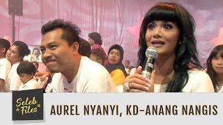 Seleb Files Aurel Nyanyi Krisdayanti Dan Anang Menangis Episode 60