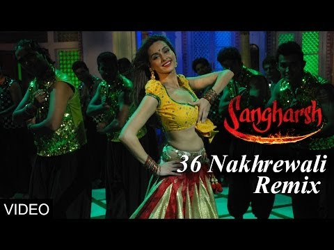 36 Nakhrewali Remix - Sangharsh (marathi Movie) video