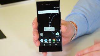Sony Xperia XA1 - первый взгляд