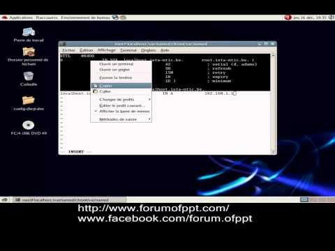 Installation Et Configuration Du Serveur DDNS Sous Linux ( Fedora )