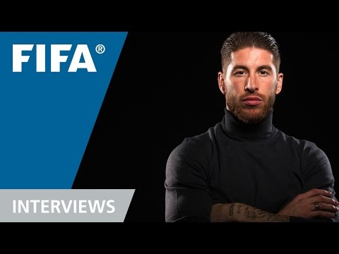 Sergio Ramos EXCLUSIVE Interview
