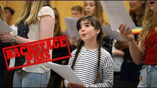 Les Misérables Medley Behind The Scenes Spirit Young Performers Company