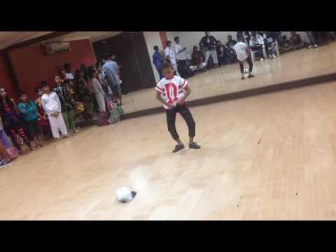 Ditya bhande dance