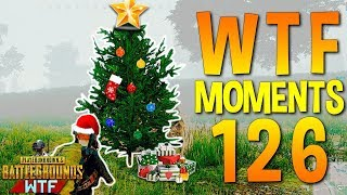 PUBG WTF Funny Moments Highlights Ep 126 (playerunknown's battlegrounds Plays)