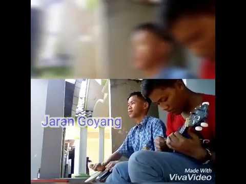 Jarang goyang - Nella kharisma cover by Rifki ft sutimbang
