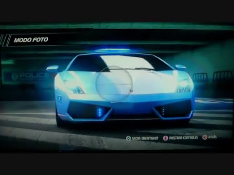 Top 10 Los mejores autos patrulla de NFS Hot Pursuit  (ps3/xbox 360/pc)