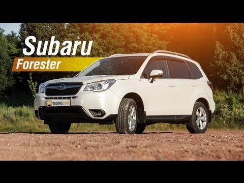 Subaru Forester 2013 - Мнение и Впечатления об Автомобиле - VEDDROIMHО e2 - Veddro.com