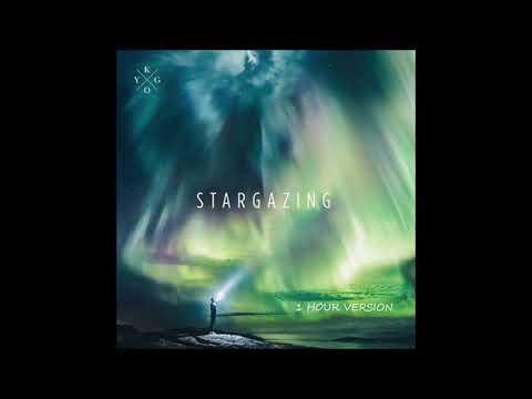 Kygo ft. Justin Jesso - Stargazing (1 HOUR VERSION)