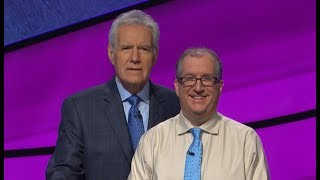 Jeopardy!: Adam Levin Reflects on Challenging James Holzhauer's Streak