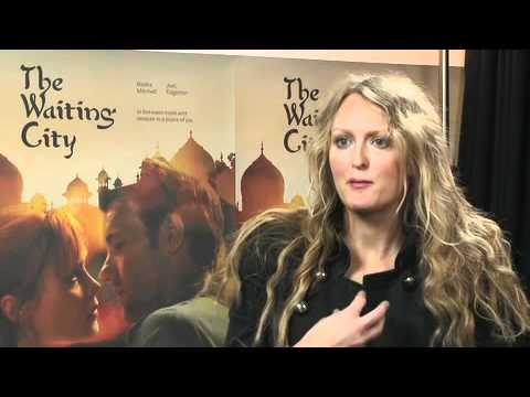 Claire McCarthy director of The Waiting City