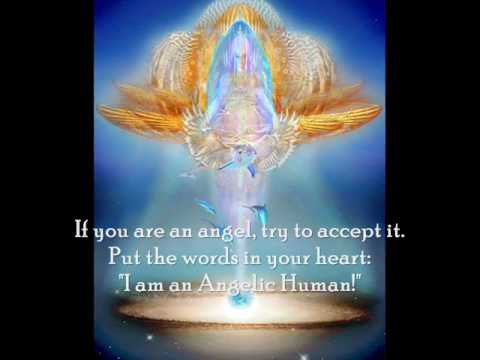 Awakening and Recalibration of Angelic Humans Video