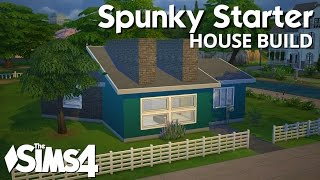The Sims 4 House Building - Spunky Starter