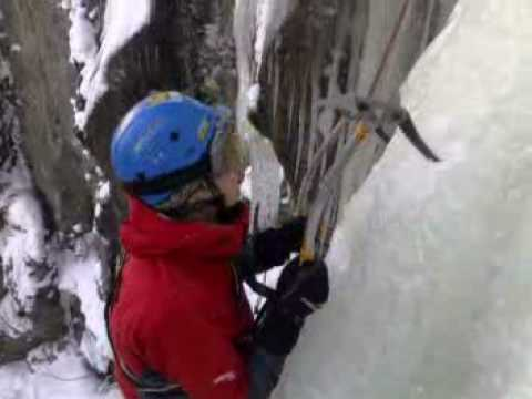 Ice Climbing High Tatras