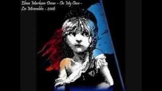 "Elena Markova - ""On My Own"" - from Les Miserables - Eponine - Claude-Michel Schönberg"